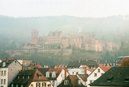 The Schloss, home of the Grosses Fass